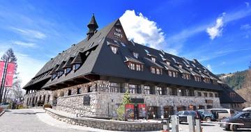 GERARD Corona Deep Black Hotel Aries, Zakopane, Poland