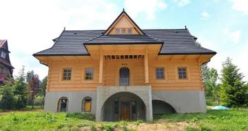 GERARD Corona Dark Silver Bukowina Tatrzańska, dom jednorodzinny