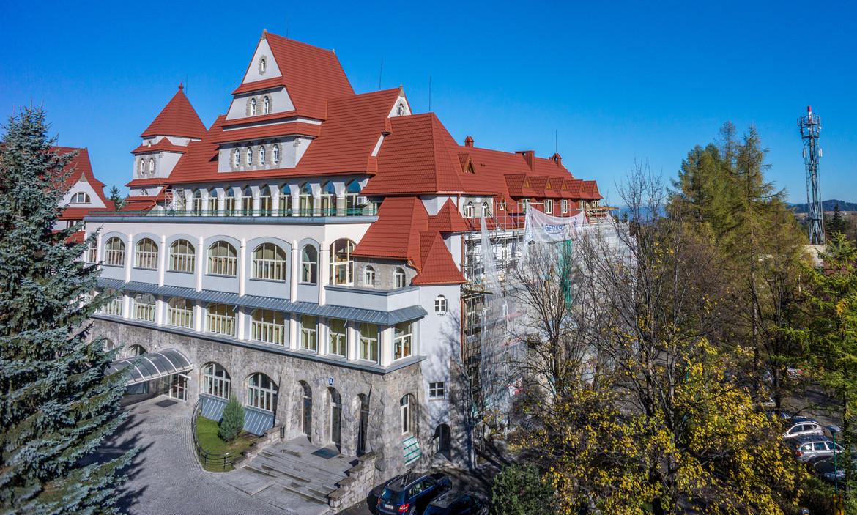 GERARD Heritage Spanish red Heritage Spanish red, Poland, Zakopane hospital