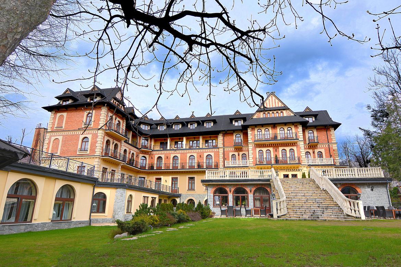 GERARD Corona Charcoal Hotel Stamary, Zakopane, Poland