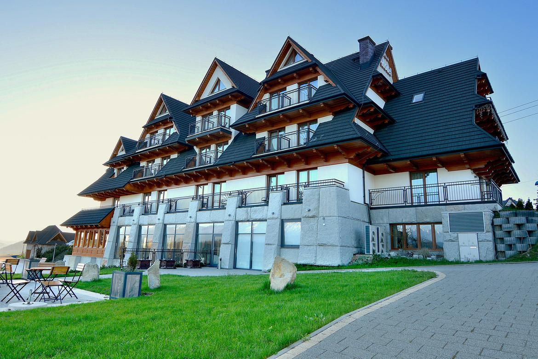 GERARD Corona Charcoal Hotel Zbójnicówka, Bukowina Tatrzańska