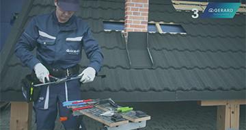 GERARD® Roofs – Scossalina per il camino